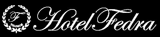 Hotel Fedra Λογότυπο